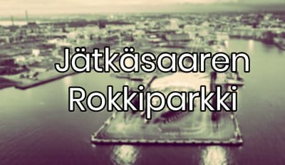 Vastasimme Jätkäsaaren Rokkiparkin tunnelitöistä