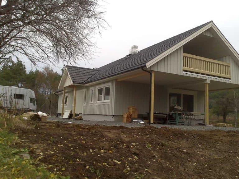 Oman talon rakentaminen loppusuoralla